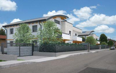 Nuova palazzina residenziale a Biassono