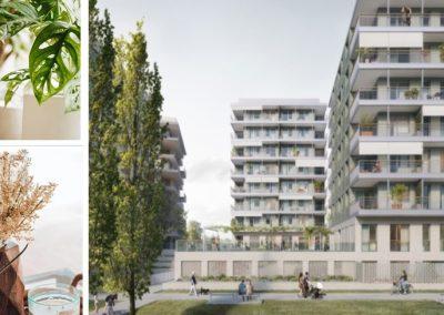 Common Housing – via Bisceglie
